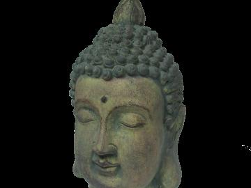 Cabeza Buda 36cms